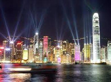 Hongkong , Shanghai